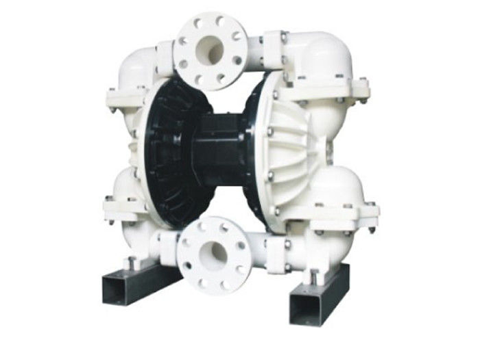 Polypropylene PP Pneumatic Diaphragm Pumps for downstream refineries