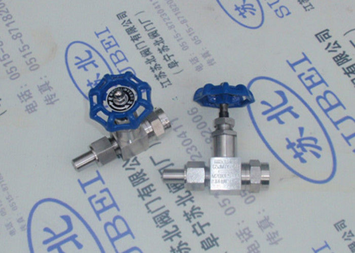 Globe valve for getting pressure  Grooved Piping Systems PN0.6 Mpa to PN80 Mpa
