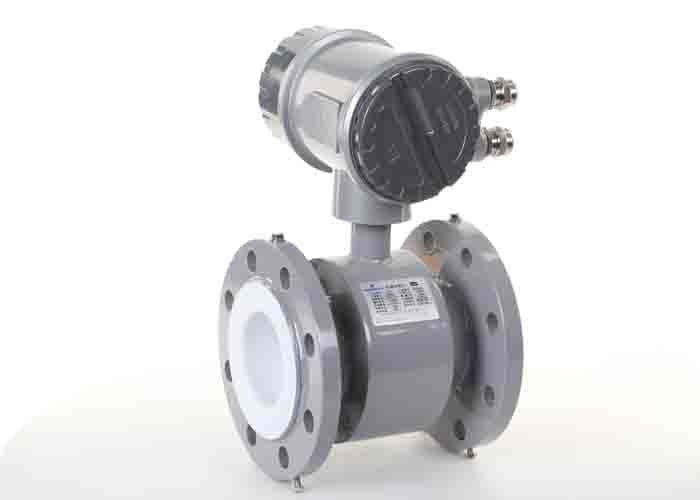 Simple Piping Design Electronic Water Flow Meter Industrial Water Flow Meter